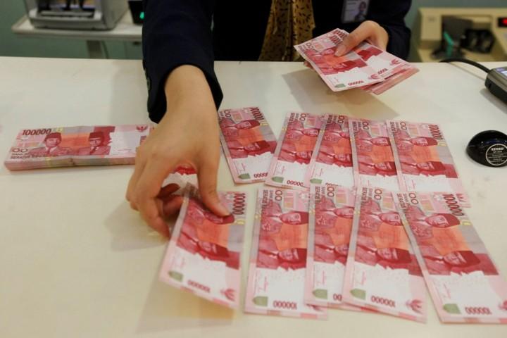 Rupiah Sore Ditutup Melesat ke Rp14.816/USD