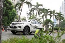 Nissan Terra untuk Kaum Borjuis