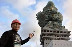 Lapangan Banteng & Garuda Wisnu Kencana Raih Property Award 2018
