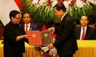 Menlu Ucapkan Duka Cita atas Wafatnya Presiden Vietnam