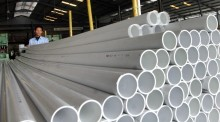 Perusahaan Bakrie Group Ubah Desain Pipa Gas Kalija II