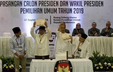 Jokowi: Kita Ingin Bersatu