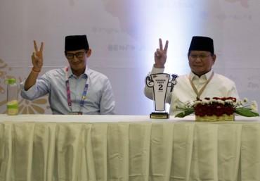 Prabowo Ingin Ajang Pilpres Bukan untuk Mencari Kesalahan