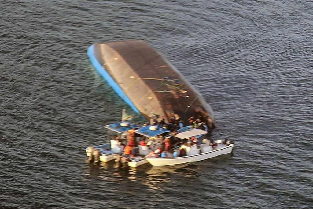 Kapal Feri Tenggelam di Danau Victoria, 136 Tewas