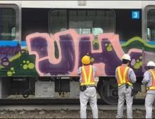 MRT Jakarta Usut Pelaku Vandalisme