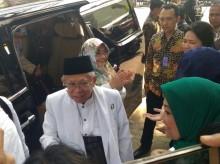 Ma'ruf Amin Hadiri Deklarasi Perempuan Indonesia