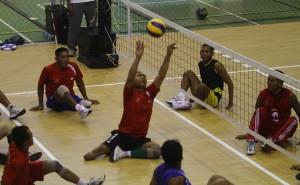Tim Bola Voli Duduk Indonesia Terus Matangkan Persiapan
