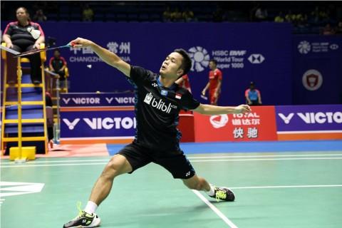 Balaskan Dendam, Anthony Kalahkan Chou untuk Melaju ke Final