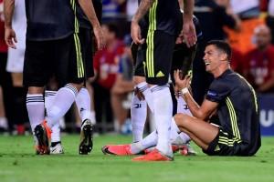 Kata Pelatih Madrid Soal Kartu Merah Ronaldo