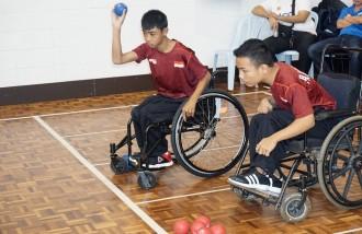 Mengenal Cabor Boccia di Asian Para Games 2018