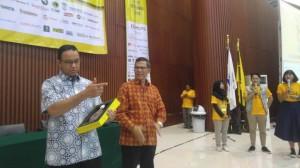 Anies Baswedan Geram Aksi Vandalisme Terhadap MRT