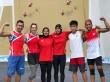 Atlet Panjat Tebing Indonesia Berjaya di Tiongkok