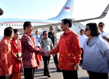 Jokowi Resmikan Patung GWK di Bali