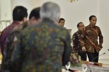 Jokowi Ucapkan Bela Sungkawa Wafatnya Presiden Vietnam