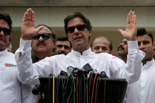 PM Pakistan Imran Khan. (Foto: India Today).
