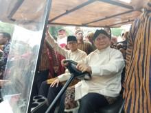 Prabowo-Sandi Janjikan Kampanye Damai