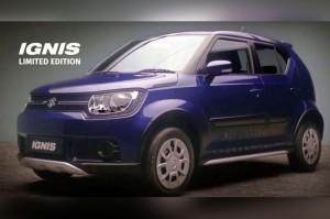 Suzuki Ignis Limited Edition, Apa Bedanya?