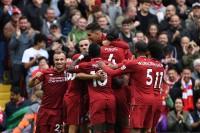 Tekuk Southampton, Liverpool Puncaki Klasemen Liga Inggris