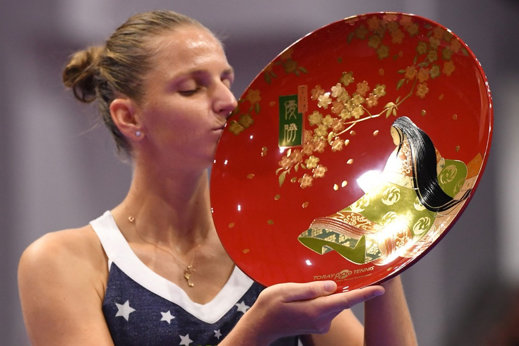 Taklukkan Osaka, Pliskova Juara Jepang Terbuka