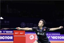 Anthony Ginting Juara China Open 2018