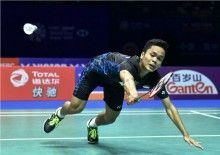China Open 2018: Goresan Emas Anthony Ginting di Negeri Bambu