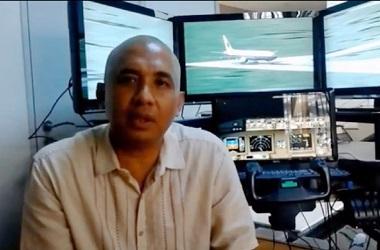 Pilot MH370 Zaharie Ahmad Shah. (Foto: Facebook)