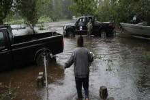 Banjir Masih Mengancam, Korban Badai Florence Jadi 44 Orang