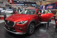 Generasi Kedua Mazda CX-3 akan Semakin Besar dan Bertenaga