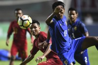 Timnas Indonesia U-19 Ditahan Imbang Thailand 2-2