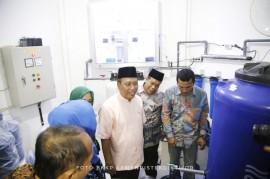 Menristekdikti Resmikan Prototipe Produk Pengolahan Air Bersih