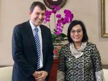 Bertemu Sri Mulyani, Inggris Perkuat Kerja Sama dengan Indonesia