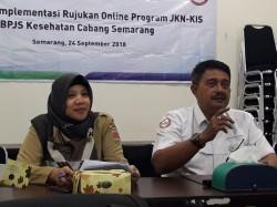 BPJS Kesehatan Semarang Terapkan Rujukan <i>Online</i>
