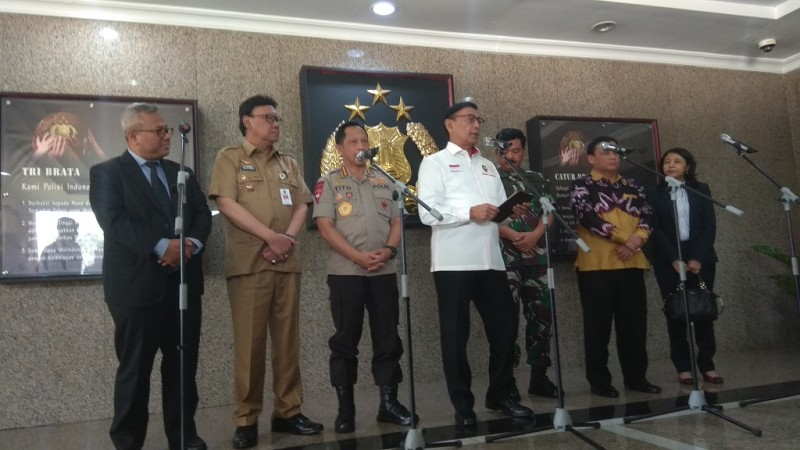 Indonesia will hold the first ever simultaneous general and presidential elections on April 17. (Photo:Medcom.id/Lukman)
