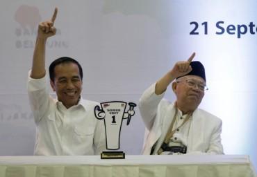 Program Prioritas Jokowi-Ma'ruf