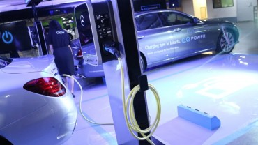 Mercedes-Benz Sediakan <i>Charging Bay</i> di Mall