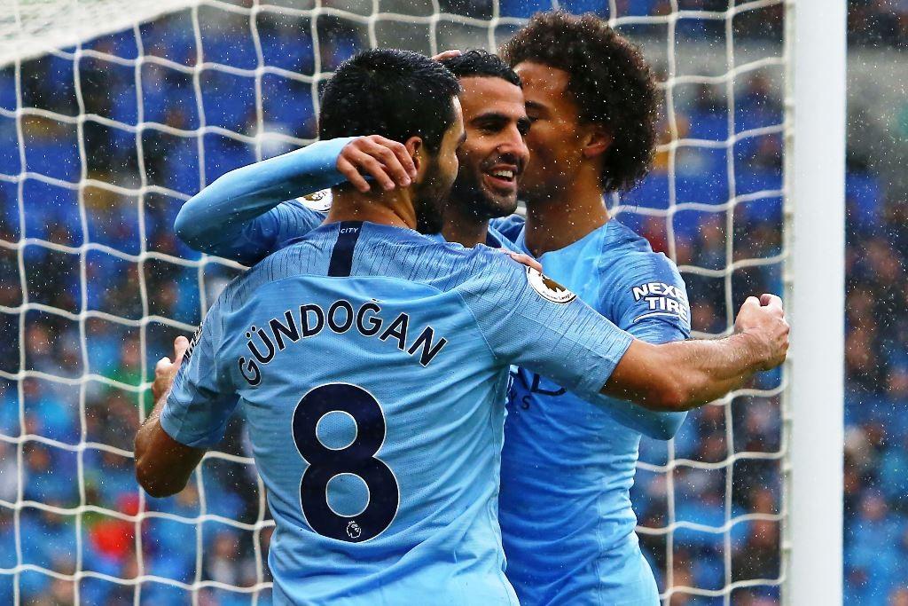 Manchester City. (Foto; Geoff CADDICK / AFP)