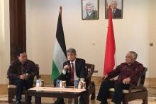 Menlu Palestina Kunjungi Indonesia Oktober Mendatang