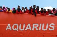 Izin Kapal Penyelamat Imigran Aquarius Dicabut