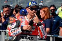 Tergelincir di Aragon, Lorenzo: Marquez Menghancurkan Balapan Saya