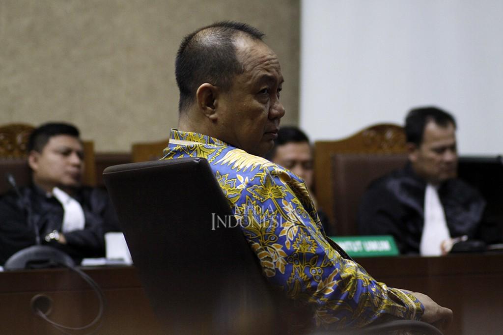 Syafruddin Temenggung Divonis 13 Tahun Penjara