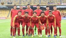 Timnas U-16 Tertinggal atas Vietnam