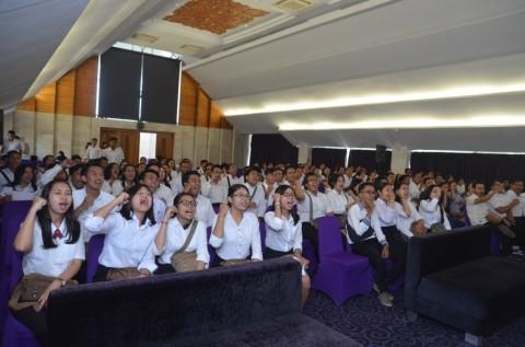 200 Pemuda Bali Jadi Duta Antinarkoba