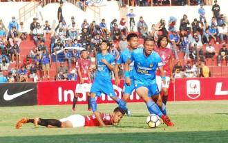 Balik ke Kandang, PSIM Yogyakarta Petik Kemenangan