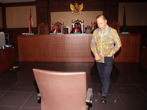 Hakim: Syafruddin Terbukti Rugikan Negara Rp4,58 triliun.