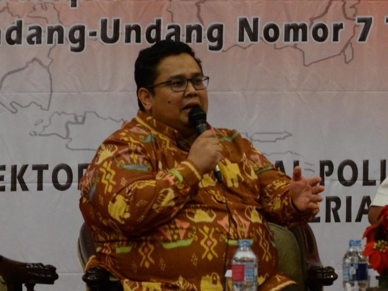 Anggota Bawaslu Rahmat Bagja. Foto: MI/Mohamad Irfan.