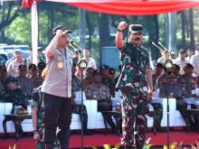 Sinergi TNI-Polri Lahirkan Konsep Pemilu 2019 Aman