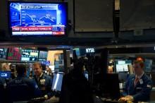 Wall Street Bervariasi di Tengah Kekhawatiran Perdagangan