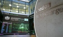 Indeks FTSE-100 Inggris Berakhir Turun 0,42%