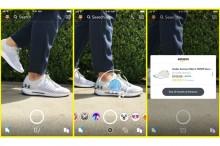 Pengguna Snapchat Bisa Belanja di Amazon via Kamera