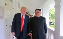 Trump Ingin Bertemu Kim Jong-un Secepatnya